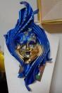 Masque Fiamma bleu