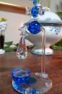 Sculpture robinet avec poisson tropical taille 1