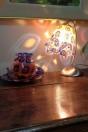 Set de decoration Fazzoletto 4 pièces en verre de Murano