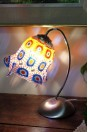 Pied de lampe col de cygne Fazzoletto tons 39